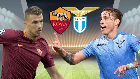 Nhan dinh Roma vs Lazio 0h00 ngay 1911 (Serie A 201718) hinh anh