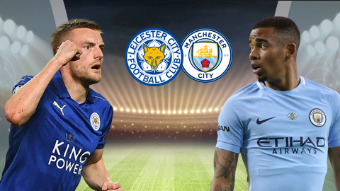 Nhan dinh Leicester vs Man City 22h00 ngay 1811 (Vong 12 NHA 201718) hinh anh