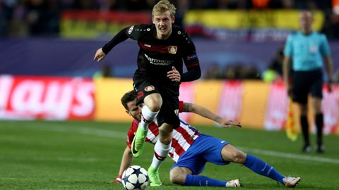 Nhan dinh Leverkusen vs Leipzig 21h30 ngay 1811 (Bundesliga 201718) hinh anh