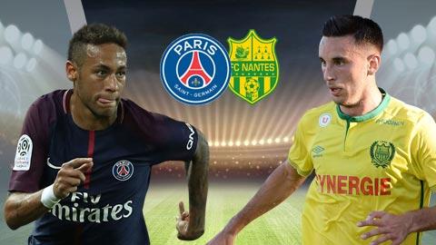 Nhan dinh PSG vs Nantes 23h00 ngay 1811 (Ligue 1 201718) hinh anh