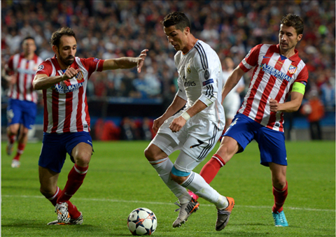 Atletico Madrid vs Real Madrid (02h45, ngay 1911) Derby con hap dan hinh anh