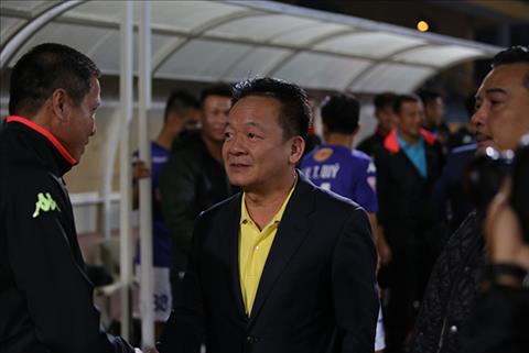 Bau Hien khong treo thuong cho CLB Ha Noi sau tran thang Quang Nam hinh anh