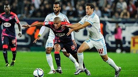 Bordeaux vs Marseille 1h45 ngày 64 (Ligue 1 201819) hình ảnh