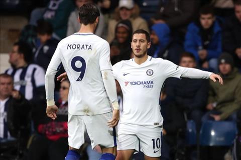 Nhin Hazard toa sang, Conte cang them tiec nuoi hinh anh