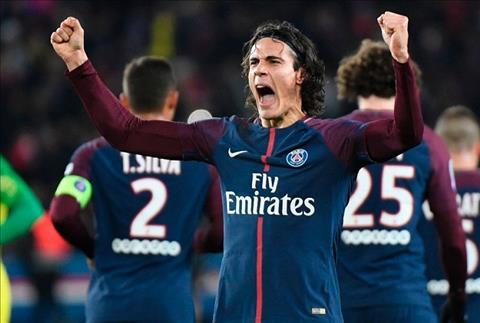 PSG 4-1 Nantes: Cavani vui, Neymar ... buon