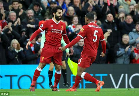Salah se som roi Liverpool de den Real hinh anh