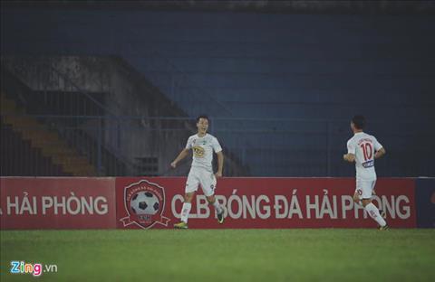 Tong hop: Hai Phong 1-2 HAGL (Vong 25 V-League 2017)