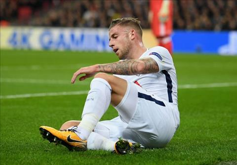 CLB Tottenham nhan tin du truoc tran derby voi Arsenal hinh anh