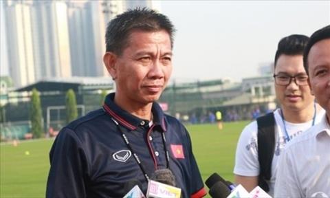 HLV Hoang Anh Tuan can dan U19 Viet Nam truoc ngay du giai chau A hinh anh