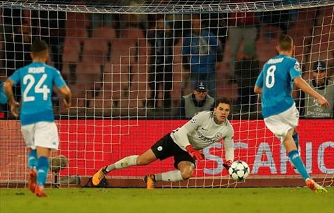 Nhung ky luc an tuong trong tran Napoli 2-4 Man City hinh anh 3
