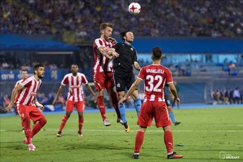 Nhan dinh Partizan vs Skenderbeu 01h00 ngay 0311 (Europa League 201718) hinh anh