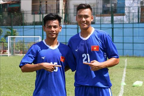 U19 Viet Nam tram cong than truoc vong loai U19 chau A hinh anh