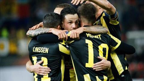 Nhan dinh Vitesse vs Zulte 03h05 ngay 0311 (Europa League 201718) hinh anh