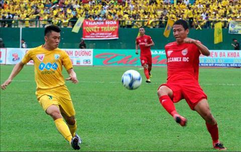 Truoc vong 24 V-League Co toi tay Thanh Hoa, HAGL gap kho o Thong Nhat hinh anh