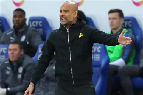 HLV Guardiola doa giet cac ngoi sao Man City hinh anh