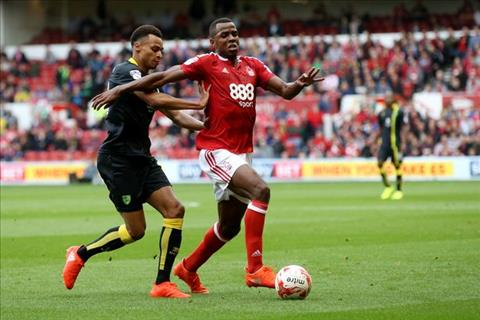 Nhan dinh Nottingham vs Norwich 02h45 ngay 2211 (Hang Nhat Anh 201718) hinh anh