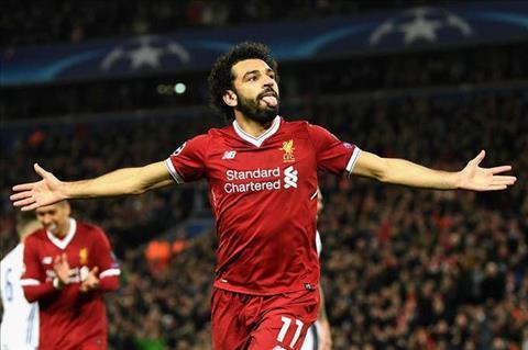 Salah toa sang tai Liverpool