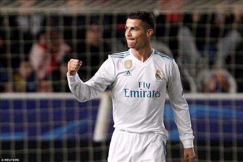 APOEL 0-6 Real Madrid Nha DKVD tung bung vuot qua vong bang hinh anh