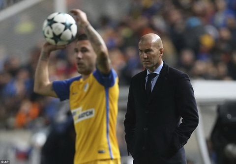 Real Madrid dai thang Gia nhu day la La Liga hinh anh 2