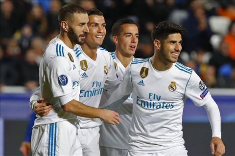 Real Madrid vs Malaga (22h15 ngay 2511) Bai test cho bay ken ken hinh anh