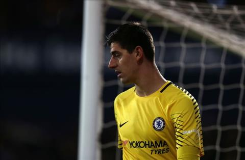 Thu mon Thibaut Courtois len tieng ve tuong lai hinh anh