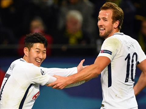 Dortmund 1-2 Tottenham