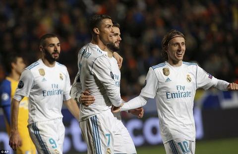 Real Madrid dai thang Gia nhu day la La Liga hinh anh