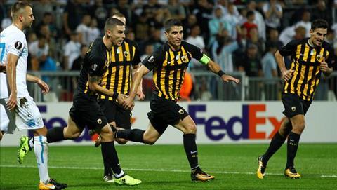 Nhan dinh AEK Athens vs Rijeka 03h05 ngay 2411 (Europa League 201718) hinh anh