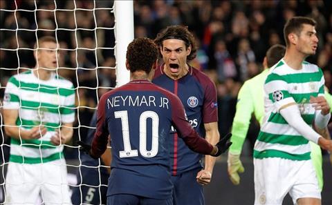 PSG 7-1 Celtic PSG lap ky luc o Champions League hinh anh