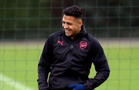 Alexis Sanchez chuan bi thoa mo uoc choi tai Champions League hinh anh