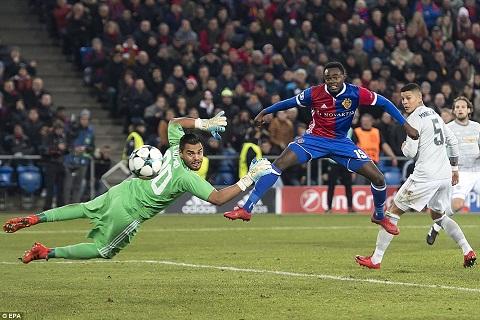 Romero vs Basel
