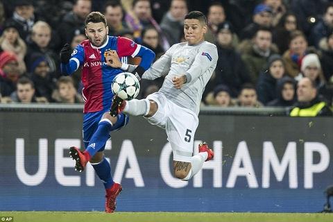 Rojo vs Basel
