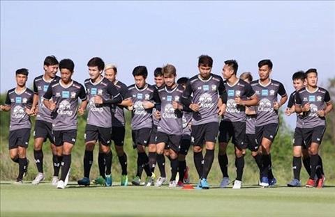 U23 Thai Lan lien tuc gap thach thuc truoc them VCK U23 chau A hinh anh