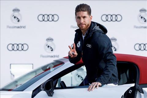 Dai thang o Champions League, cac sao Real nhan qua khung hinh anh 2