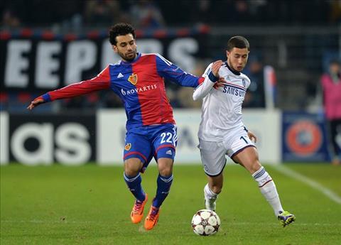 Hazard noi ve tien ve Mohamed Salah that bai o Chelsea hinh anh 2