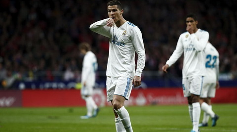 Cristiano Ronaldo khong co duoc phong do thuyet phuc trong mua nay.