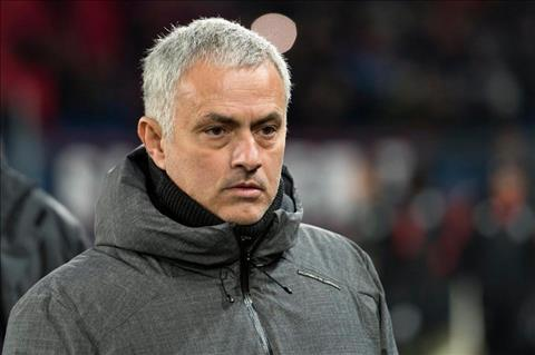 HLV Mourinho cua M.U