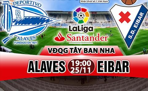 Nhan dinh Alaves vs Eibar 19h00 ngay 2511 (La Liga 201718) hinh anh