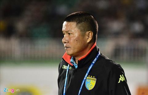 Doi thu Quang Nam vo dich V-League 2017 xung dang hinh anh