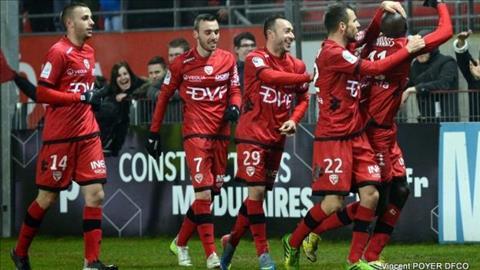Nhan dinh Dijon vs Toulouse 02h00 ngay 2611 (Ligue 1 201718) hinh anh