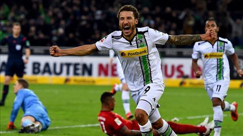 Nhan dinh Gladbach vs Bayern Munich 00h30 ngay 2611 (Bundesliga 201718) hinh anh