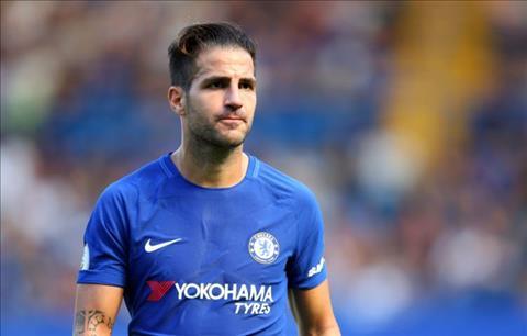 Cesc Fabregas Chelsea bam duoi Man City trong tuyet vong hinh anh