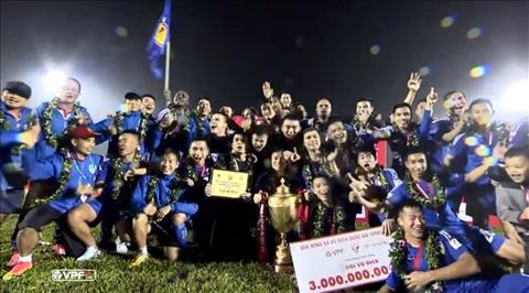 Quang Nam vo dich V-League 2017 Noi co cau la xuc pham hinh anh