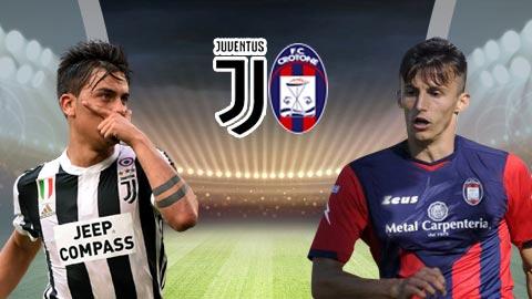 Nhan dinh Juventus vs Crotone 02h45 ngay 2711 (Serie A 201718) hinh anh