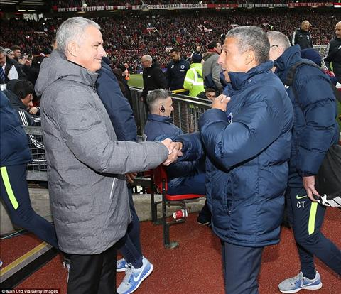 Mourinho Brighton cho MU tran dau kho khan nhat mua giai hinh anh