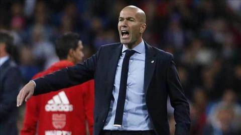 Zidane co the cuu van mua giai ngay trong thang Mot 2018 hinh anh