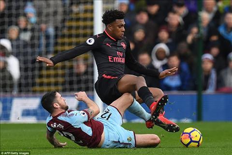 Du am Burnley 0-1 Arsenal Ngon ngang nhung van de hinh anh 2