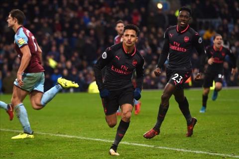 Tien dao Alexis Sanchez sap tro lai La Liga hinh anh