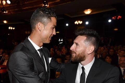 Lionel Messi khong chac ve tinh ban voi Ronaldo.