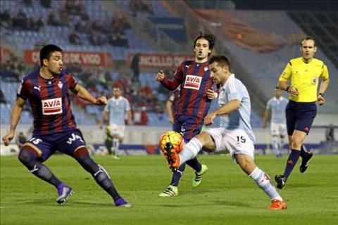 Nhan dinh Celta Vigo vs Eibar 03h30 ngay 2911 (Cup nha vua TBN 201718) hinh anh